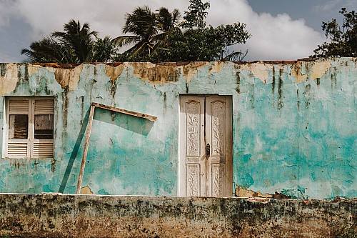Kay Fochtmann - Brasilien - Marajo - house - ruin - travel photography