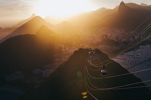 Kay Fochtmann - Brasilien - Rio de Janeiro - Zuckerhut - Sonnenuntergang - travel photography