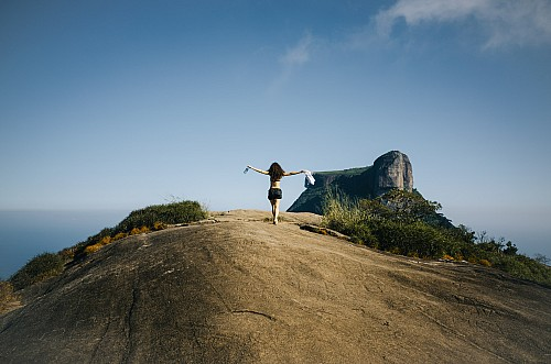 Kay Fochtmann - Brasilien - Rio de Janeiro - berg - mountain - Frau - lifestyle photography