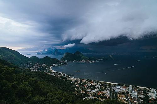 Kay Fochtmann - Brasilien - Rio de Janeiro - clouds - travel photography