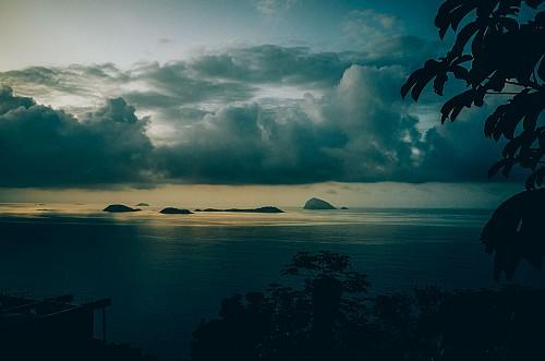 Kay Fochtmann - Brasilien - Rio de Janeiro - ocean - sky - travel photography