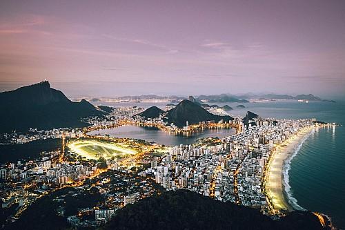 Kay Fochtmann - Brasilien - Rio de Janeiro - panorama - morro dois irmaos - travel photography