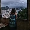 Kay Fochtmann - Brasilien - Rio de Janeiro - view - woman - travel photography