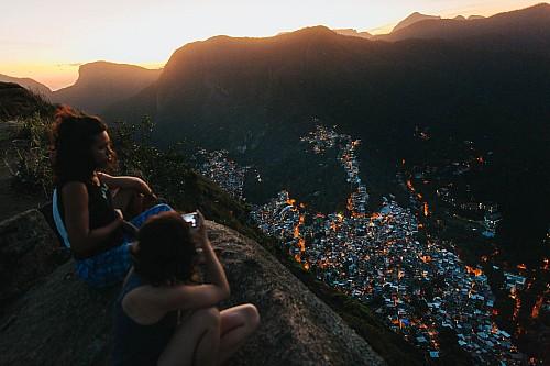 Kay Fochtmann - Brasilien - Rocinha - Rio de Janeiro - Freunde - friends - Life - lifestyle photography