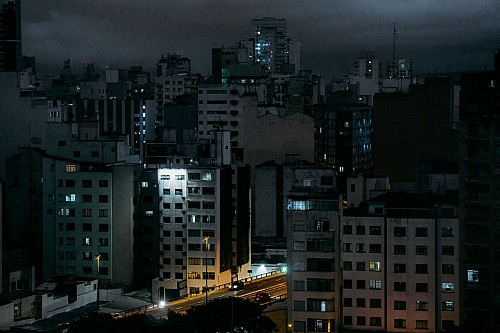 Kay Fochtmann - Brasilien - Sao Paulo - Nacht - night - street - travel photography