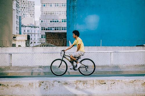 Kay Fochtmann - Brasilien - Sao Paulo - biker - lifestyle photography