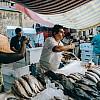 Kay Fochtmann - Brasilien - Sao Paulo - market - vendor - travel photography
