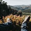 Kay Fochtmann - Deutschland - Berge - Mountains - feet - lifestyle photography