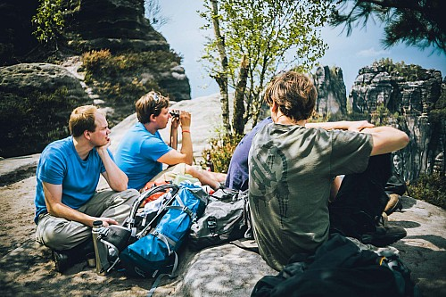 Kay Fochtmann - Deutschland - Berge - Mountains - friends - lifestyle photography