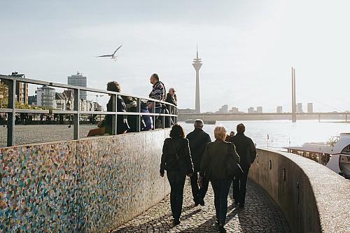 Kay Fochtmann - Deutschland - Düsseldorf - people - skyline - lifestyle photography