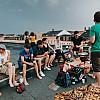 Kay Fochtmann - Deutschland - Leipzig - rooftop - barbecue - lifestyle photography