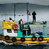 Kay Fochtmann - Istanbul - Türkei - Boat - fishing - people - travel photography