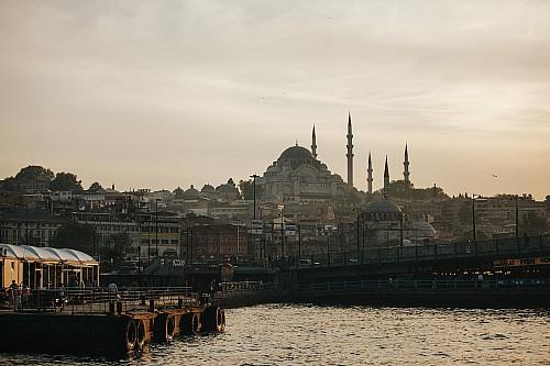 Kay Fochtmann - Istanbul - Türkei - Moschee - religion - Islam - travel photography