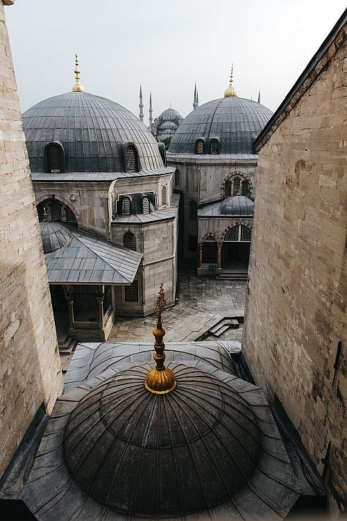 Kay Fochtmann - Istanbul - Türkei - Moschee - travel photography