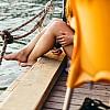 Kay Fochtmann - Serbien - Donau - Fluss - Wasser - legs - lifestyle photography
