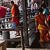 Kay Fochtmann - Thailand - Bangkok - monks - mönche - travel photography