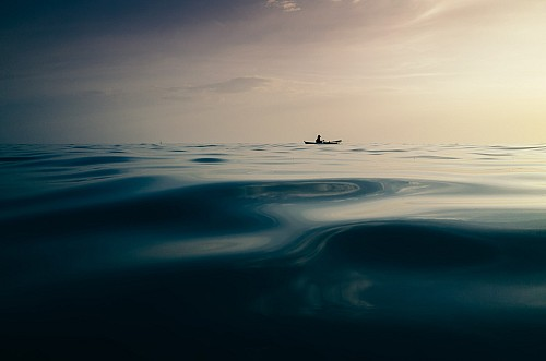 Kay Fochtmann - Thailand - Ocean - Sea - boat - travel photography