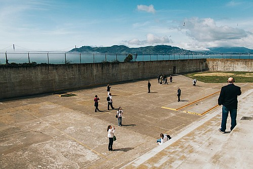 Kay Fochtmann - USA - San-Francisco - Alcatraz - travel photography