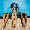 Kay Fochtmann - Brasilien - porto seguro - Frauen - Pool - Bikini