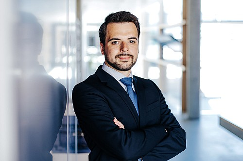 Kay Fochtmann - Fotograf - Leipzig - Mann - Business - Portrait