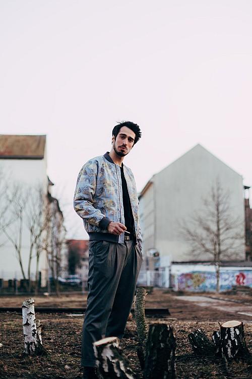 Kay Fochtmann - Fotograf - Leipzig - Portrait - Mann