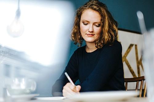 Kay Fochtmann - Fotograf - Leipzig - schreiben - Frau