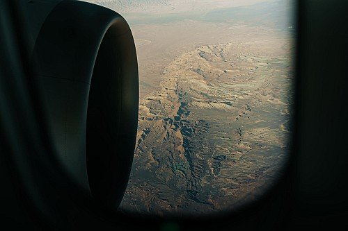 Kay-Fochtmann-Iran-airplane-sky-travel-photography
