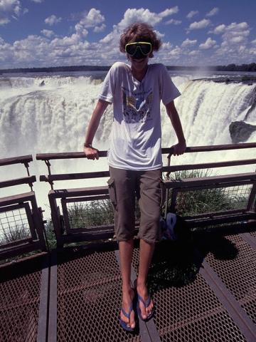 Man weiß ja nie...Foz do Iguaçu