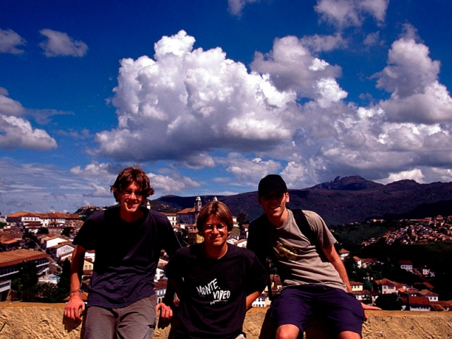 In Ouro Preto